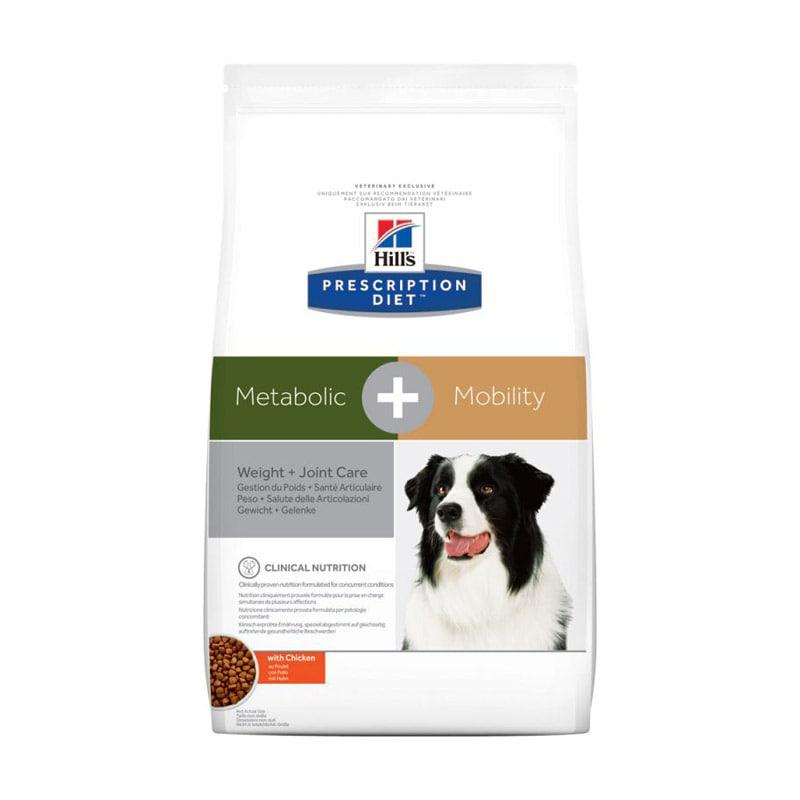 Pienso para perros con problemas de peso y de articulaciones Hill's PD Canine Metabolic + Mobility