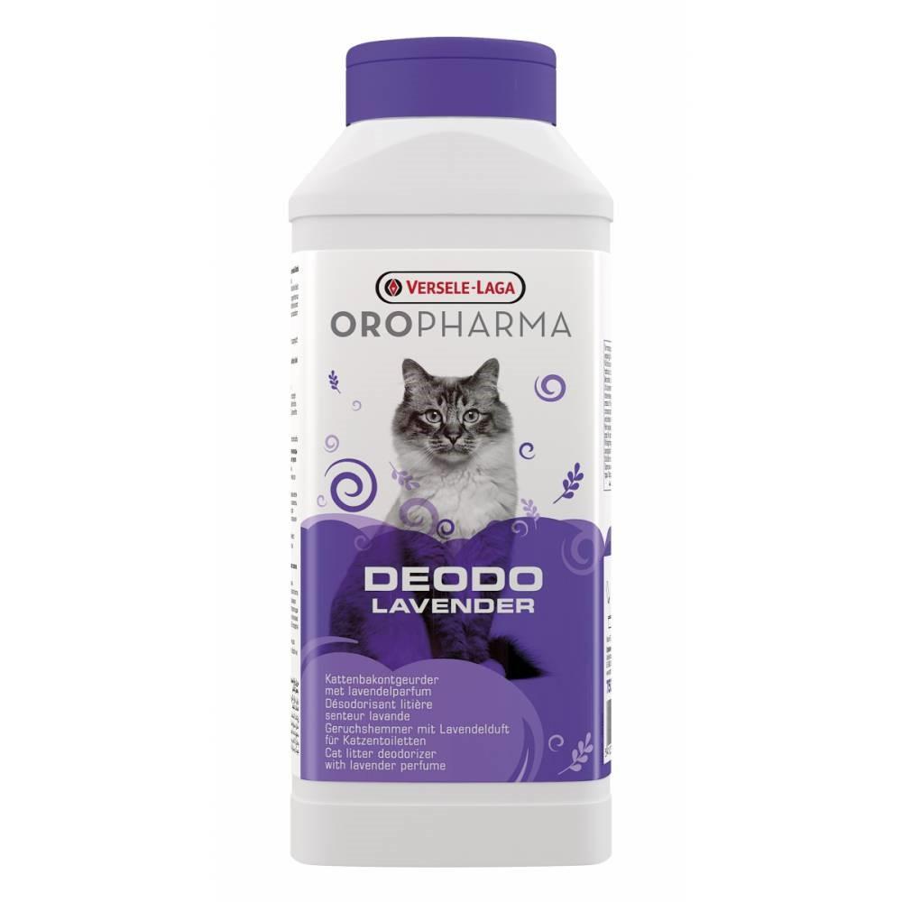Desodorante para arenero de gato Deodo Lavanda